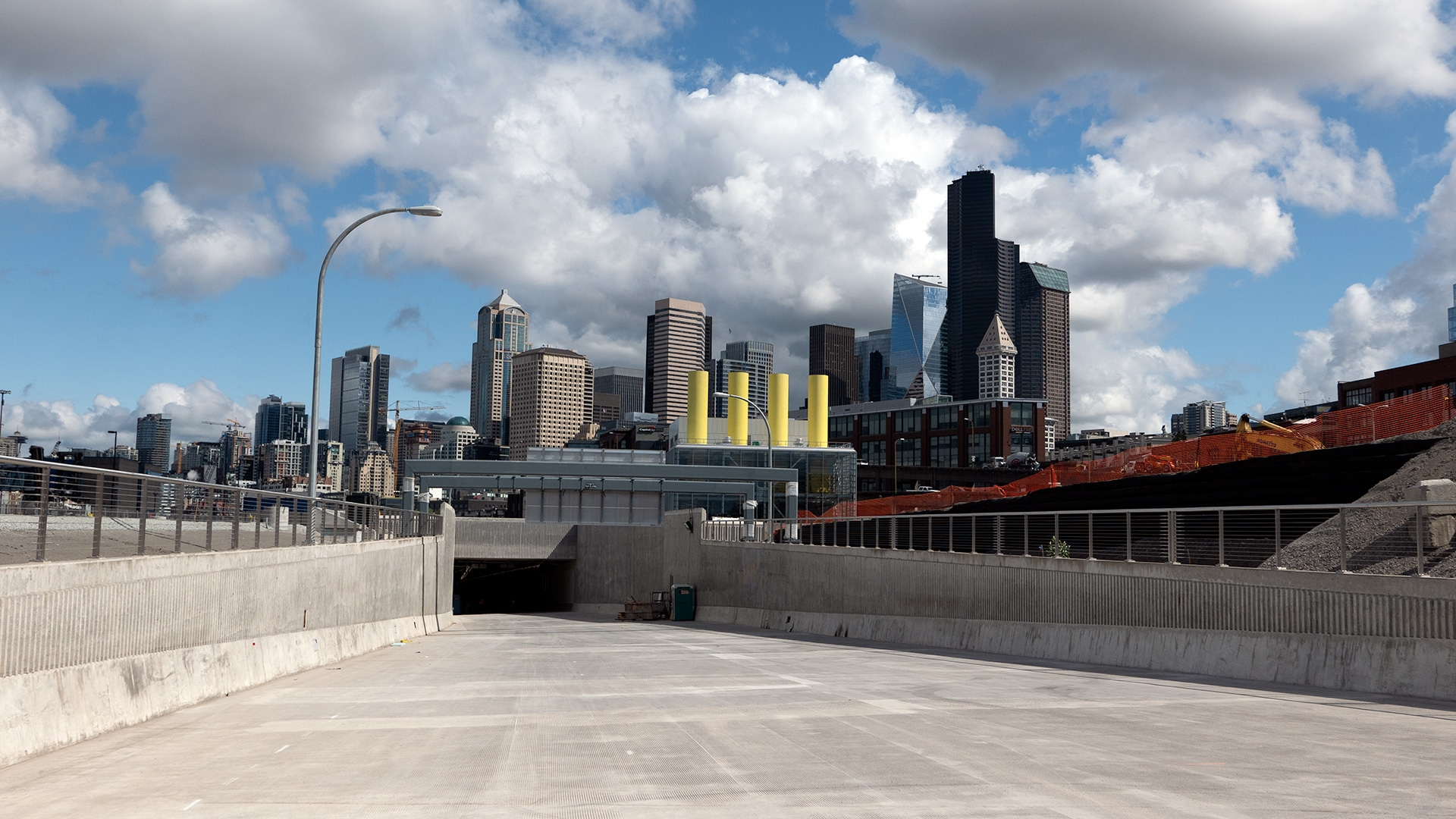 Alaskan Way Replacement Tunnel soon open