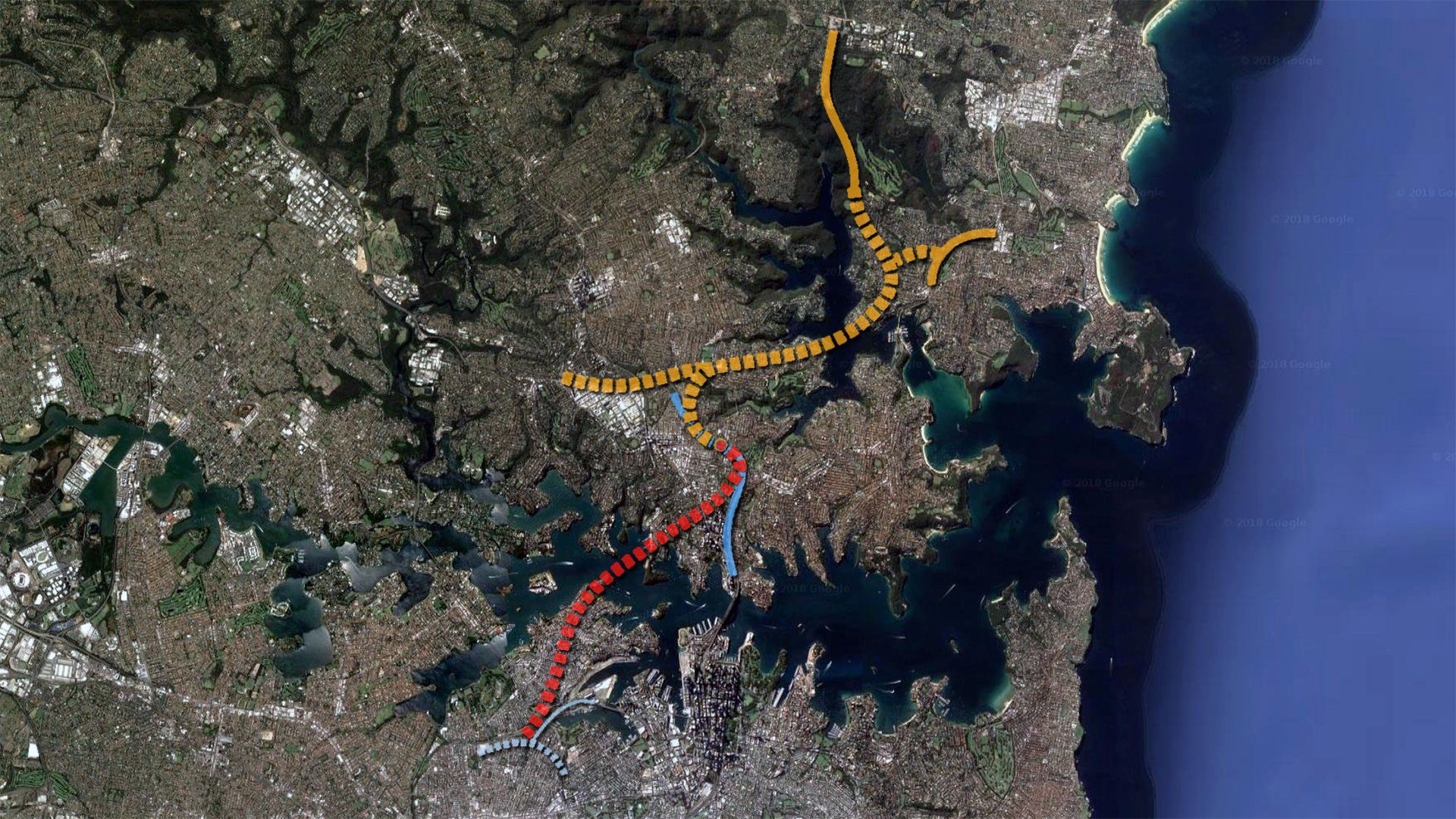 Large project causes concerns in Sydney