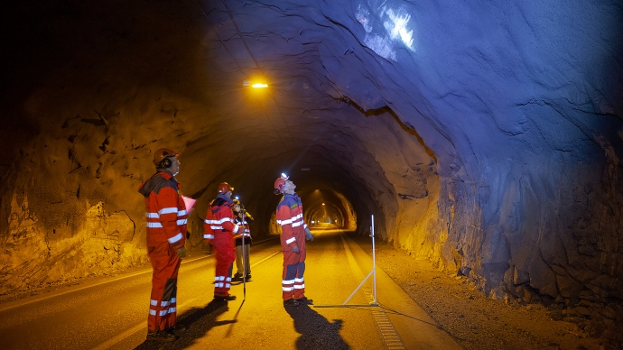 Joint traffic safety & tunnel inspections/audit