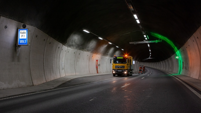 Improving tunnel operations with RAMS