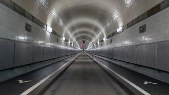 Comprehensive refurbishment of a 100 year subsea tunnel