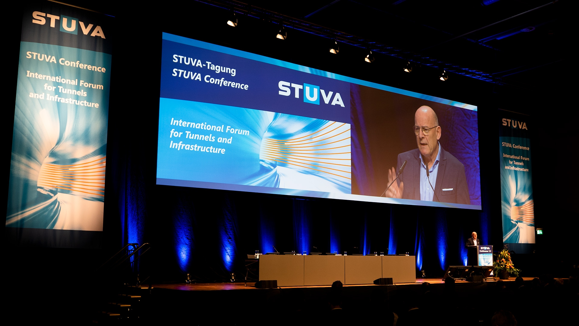 Record number of participants on the STUVA conference